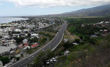 LA MONTAGNE ET PLAINE DE SAINT PAUL - LA REUNION